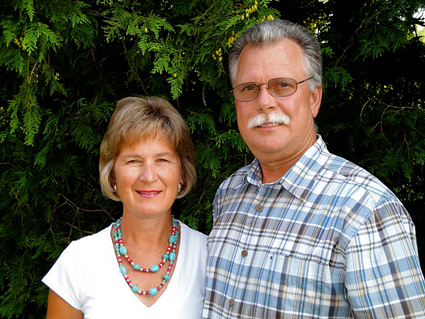 Phil and Linda Bowman